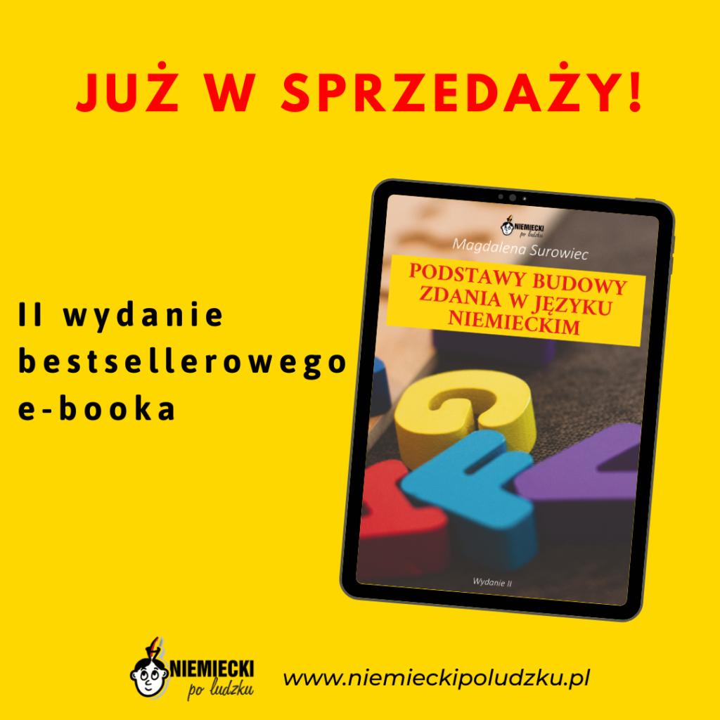 sprzedaż e-booka