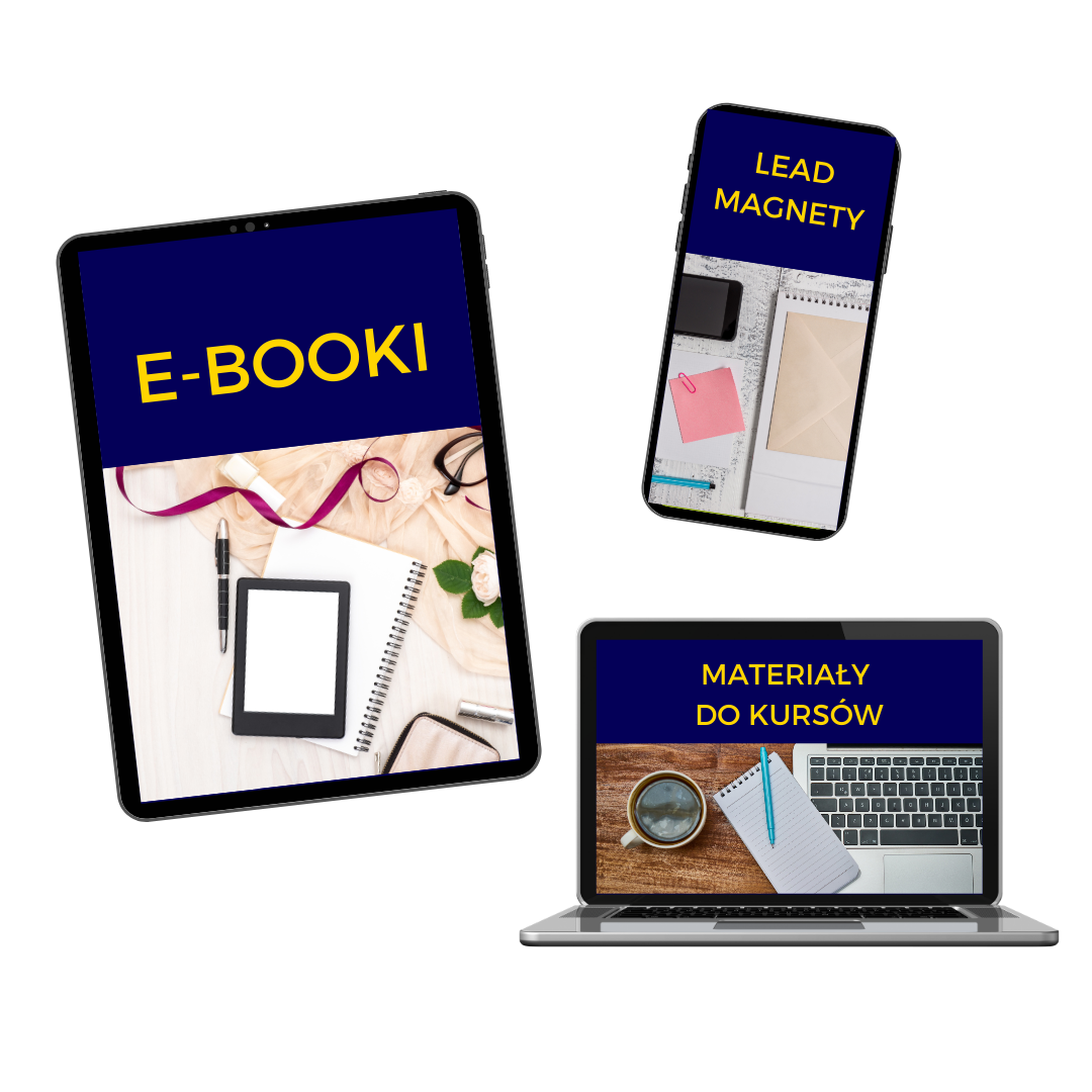 skład e-booków oraz PDF